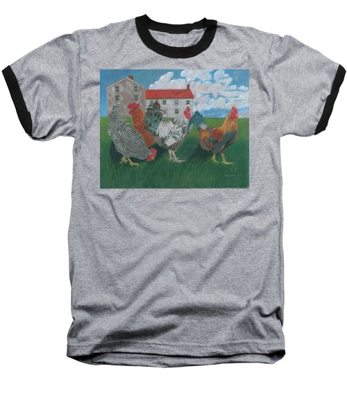 Walk This Way Baseball T-Shirt