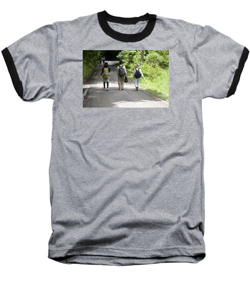 Walk Together Baseball T-Shirt