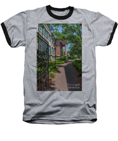 Walk With Me Baseball T-Shirt