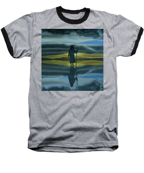 Walk With You Baseball T-Shirt