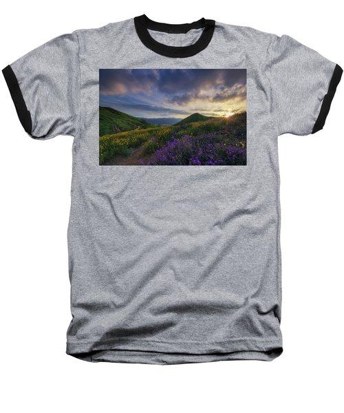 Walker Canyon Baseball T-Shirt by Tassanee Angiolillo