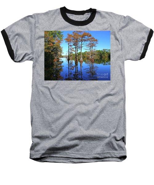Walkers Mill Pond Baseball T-Shirt