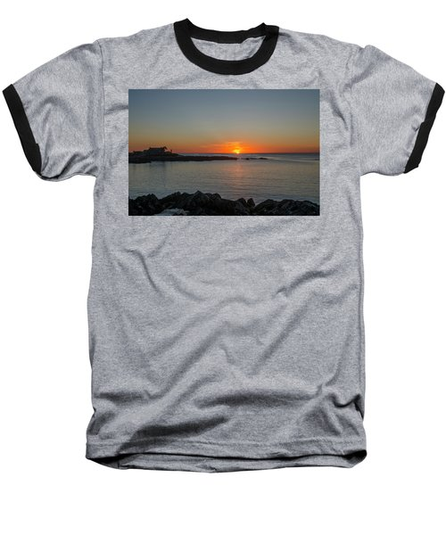 Walkers Point Kennebunkport Maine Baseball T-Shirt
