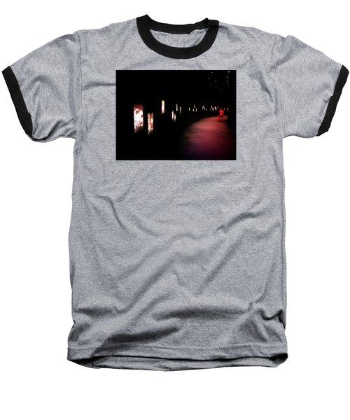 Walking Among The Stories Baseball T-Shirt
