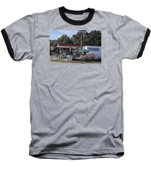 Walking Canes And Staffs At The Comeback Carwash Baseball T-Shirt