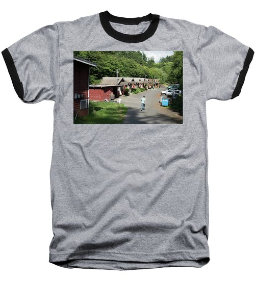 Walking Home Baseball T-Shirt