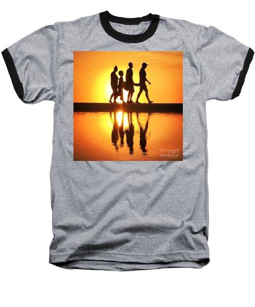 Walking On Sunshine Baseball T-Shirt