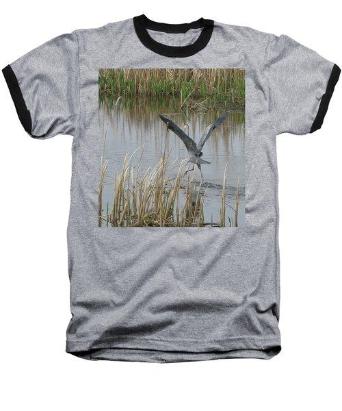 Walking On Water Baseball T-Shirt