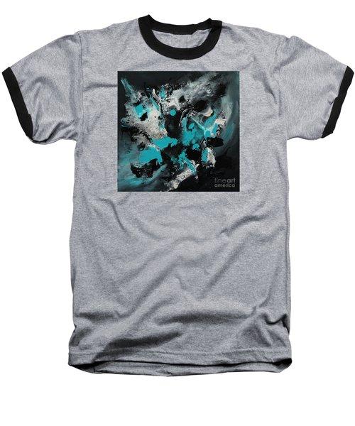 Walking Wave-1 Baseball T-Shirt
