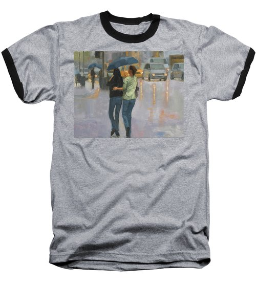Walking With You Baseball T-Shirt
