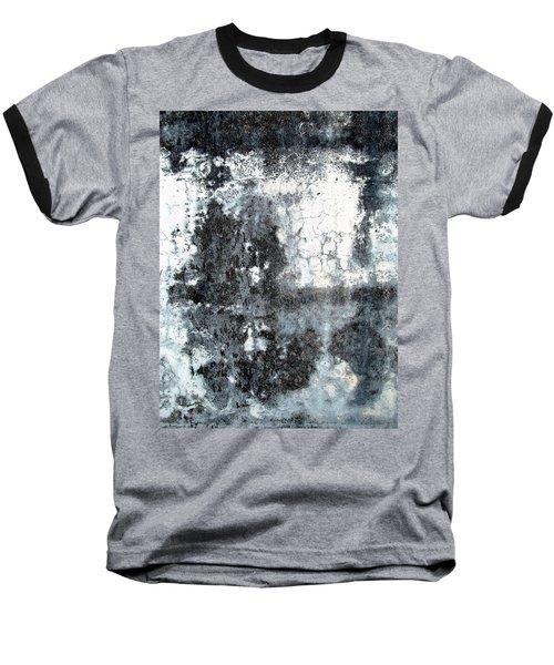 Wall Abstract 165 Baseball T-Shirt