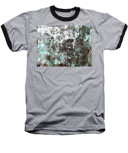 Wall Abstract 173 Baseball T-Shirt