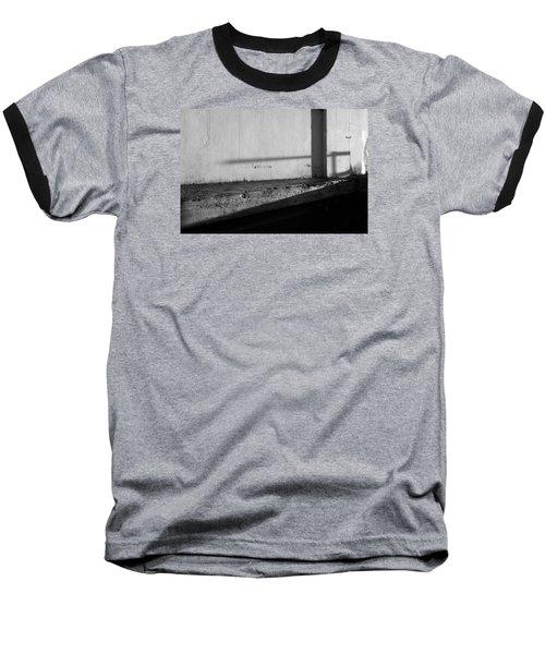 Wall And Shows 1 Baseball T-Shirt