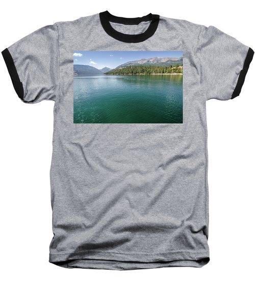 Baseball T-Shirt featuring the photograph Wallowa Lake No.4 by Margaret Pitcher