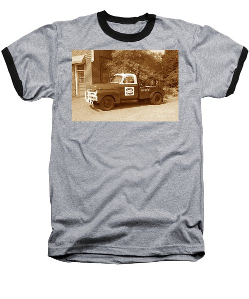 Baseball T-Shirt featuring the photograph Wally by Eric Liller