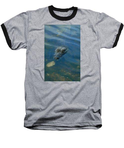 Wally The Gator Baseball T-Shirt