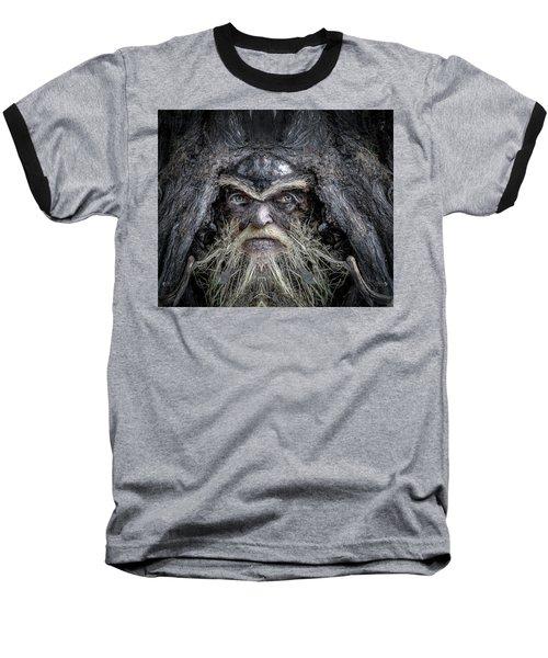 Wally Woodfury Baseball T-Shirt by Rick Mosher