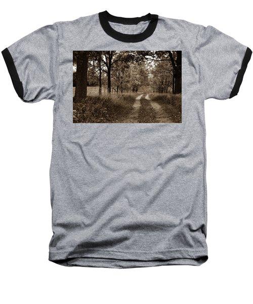Walnut Lane Antiqued Baseball T-Shirt