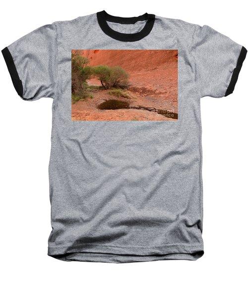 Baseball T-Shirt featuring the photograph Walpa Gorge 01 by Werner Padarin