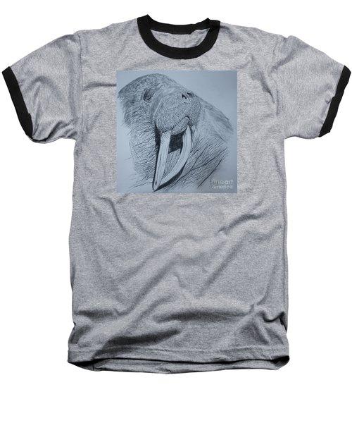 Walrus Baseball T-Shirt