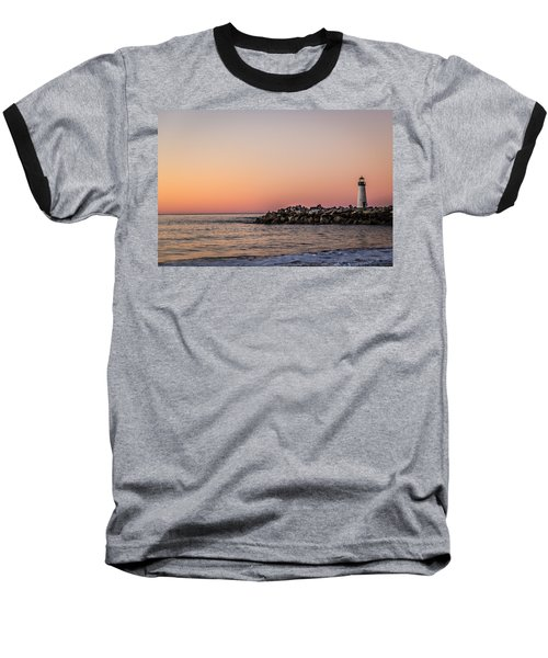 Walton At Sunset Baseball T-Shirt