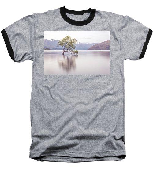 Wanaka Tree Baseball T-Shirt