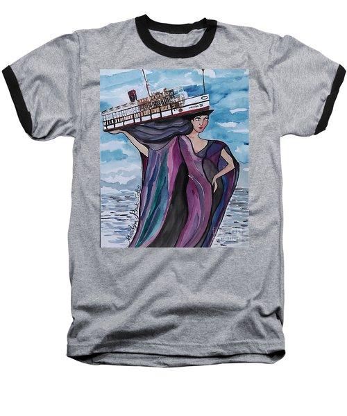 Wanda IIi Baseball T-Shirt