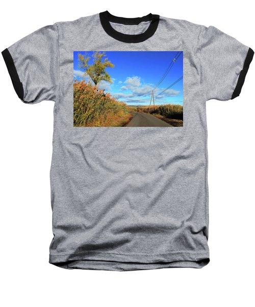 Wanderer's Way Baseball T-Shirt