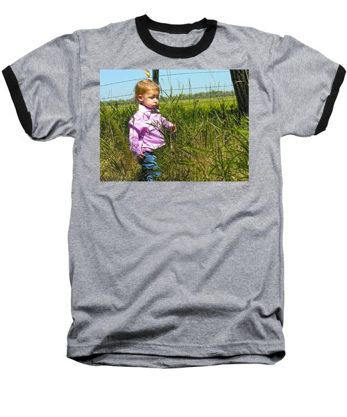 Wandering 3 Baseball T-Shirt