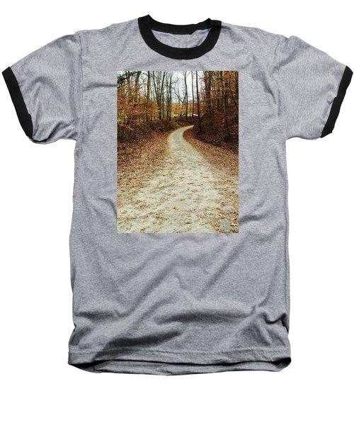 Wandering Road Baseball T-Shirt