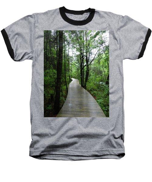 Wang Lang Nature Reserve, China Baseball T-Shirt