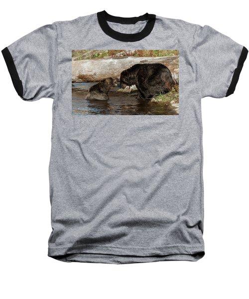 Wanna Fight Baseball T-Shirt