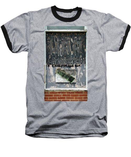 War House Baseball T-Shirt