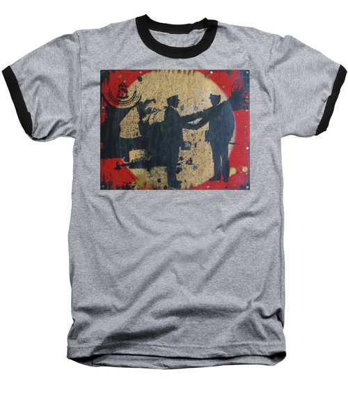War Mongers Baseball T-Shirt