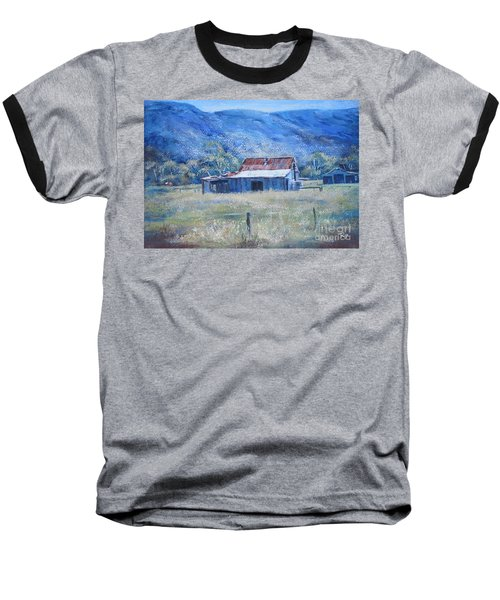 Warby Hut Baseball T-Shirt