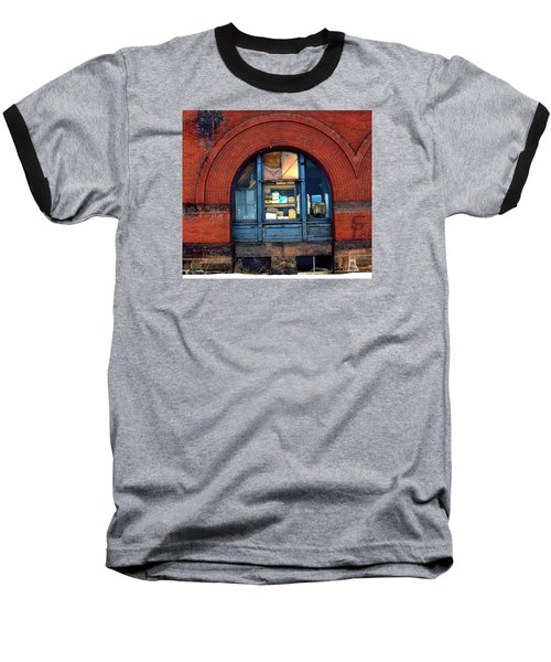 Warehouse Baseball T-Shirt