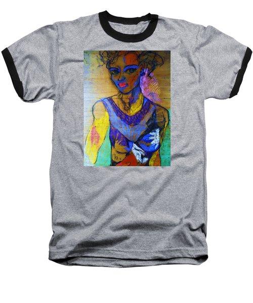 Warhol Simone Baseball T-Shirt