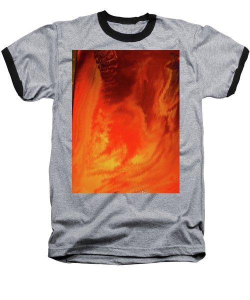 Warm  Baseball T-Shirt
