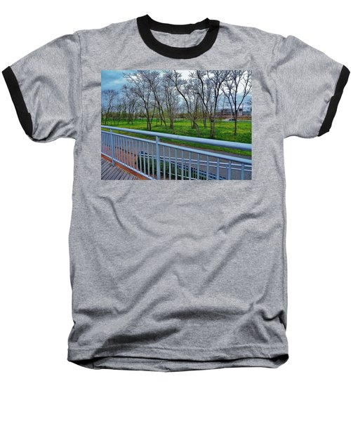 Warm Rainforest  Baseball T-Shirt