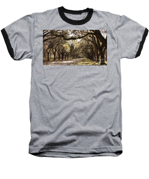 Warm Southern Hospitality Baseball T-Shirt
