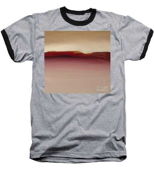 Warm Mountains Baseball T-Shirt