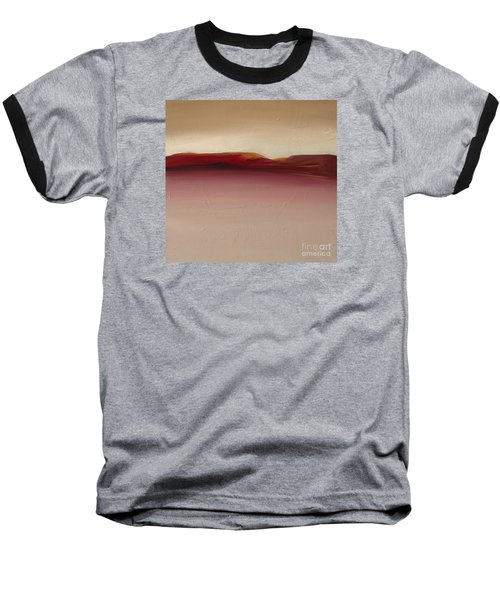Warm Mountains Baseball T-Shirt
