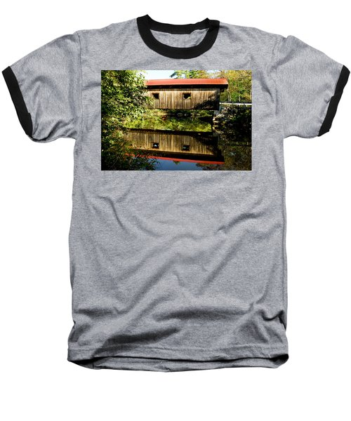 Warner Covered Bridge Baseball T-Shirt