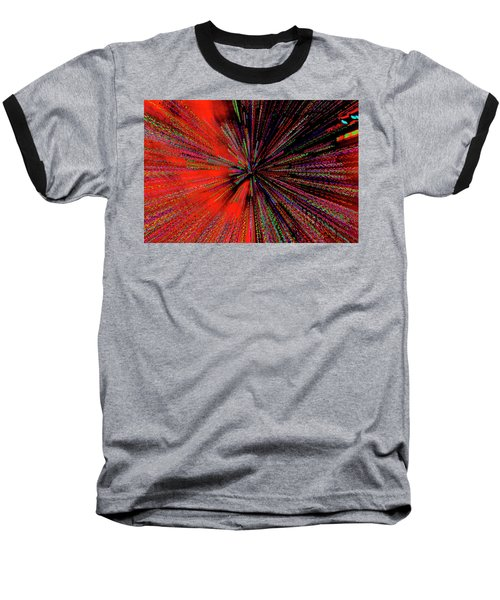 Baseball T-Shirt featuring the photograph Warp Drive Mr Scott by Tony Beck