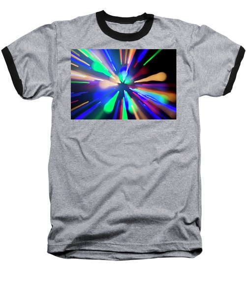 Warp Factor 1 Baseball T-Shirt