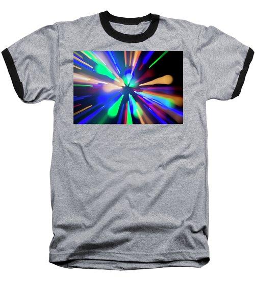Warp Factor 1 Baseball T-Shirt