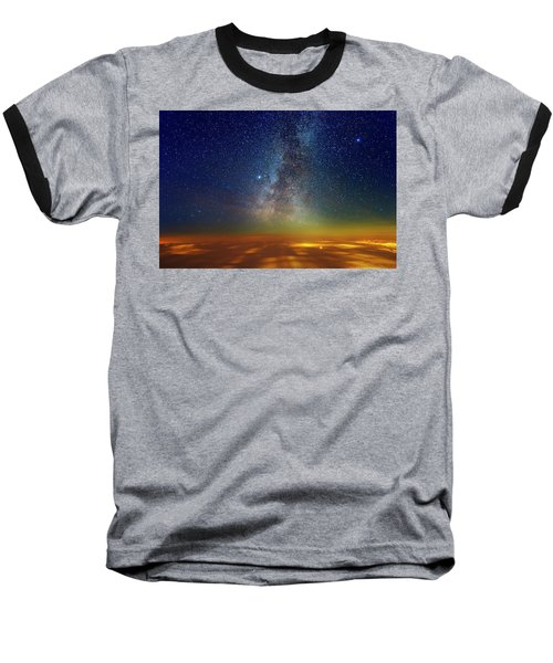 Warp Speed Baseball T-Shirt