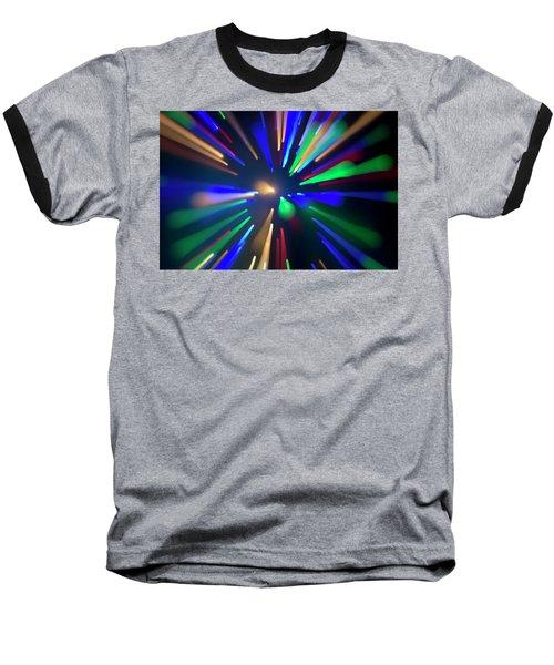 Warp Speed Baseball T-Shirt