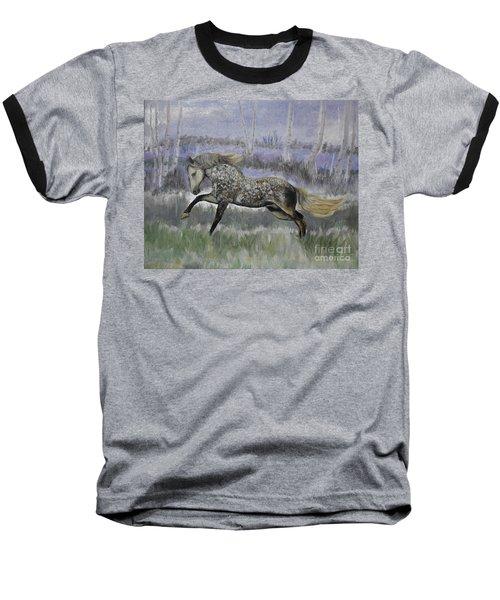 Warrior Of Magical Realms Baseball T-Shirt