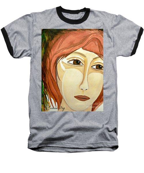 Warrior Woman - No Apologies Baseball T-Shirt